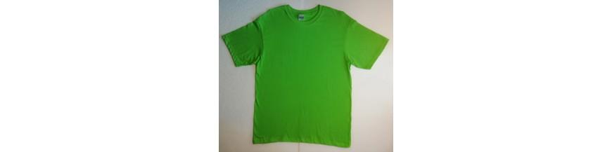Vienspalviai marškinėliai